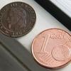un centime Napoléon III 1862. un centime d\'euro