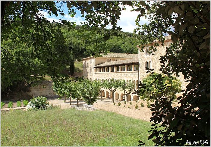 l'Abbaye de Senanques