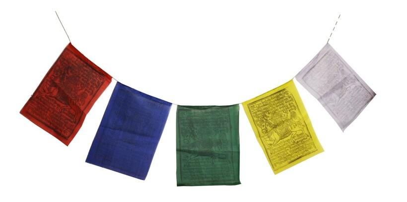 """Résultat de recherche d'images pour """"les drapeaux de prière tibétain"""""""