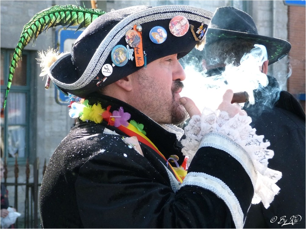 Carnaval de Barvaux s/Ourthe (Durbuy ~ Be) ...