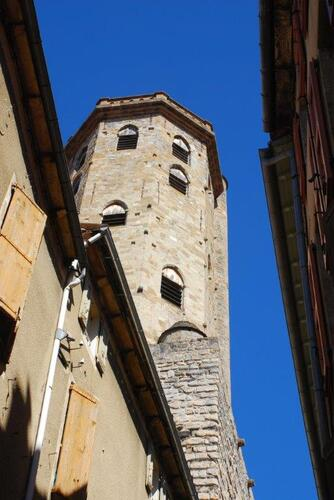 La tour des rois d'Aragon