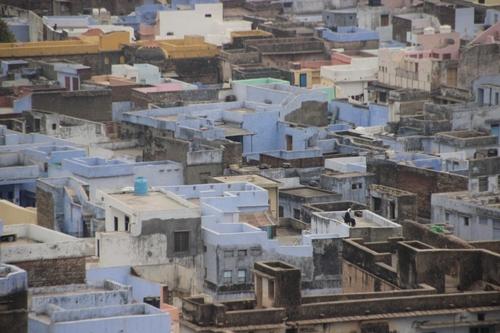 Entre Bijaipur et Bundi