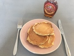 -Jamie Oliver's pancakes and YOUR pancakes