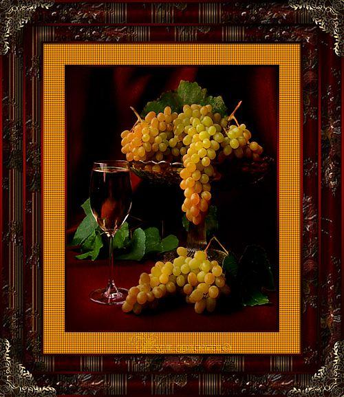 Cadre fruits 9