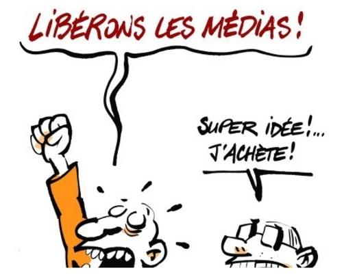 Lettre aux journalistes: Debout contre l'injustice !