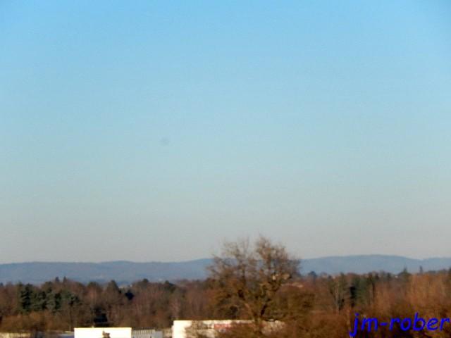 Limoges: balade improvisée en campagne sur les hauteurs de la ville au Sud