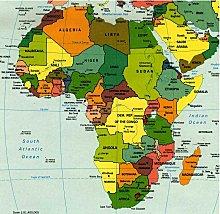 Des mots d'Afrique