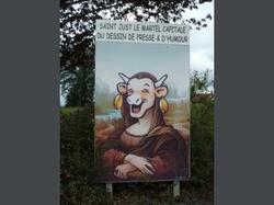 Limousin:Quand la balade en ville tourne à l'humour