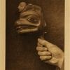 64Shaman\'s rattle (Haida)