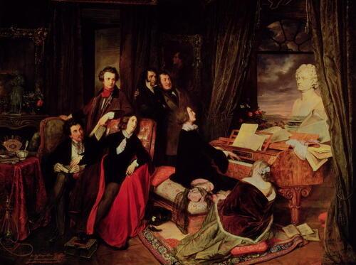 Franz Liszt, compositeur littéraire?