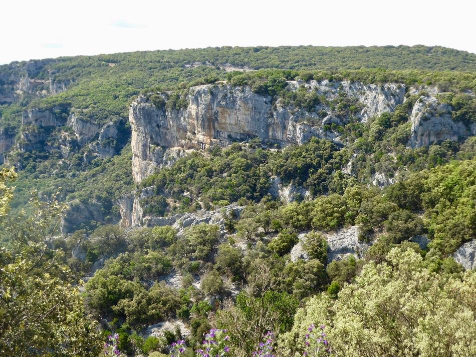 Les Gorges de l'Ardèche! 6/06/2019