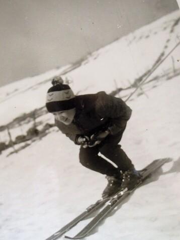 - Souvenirs des classes de neige à Aubrac