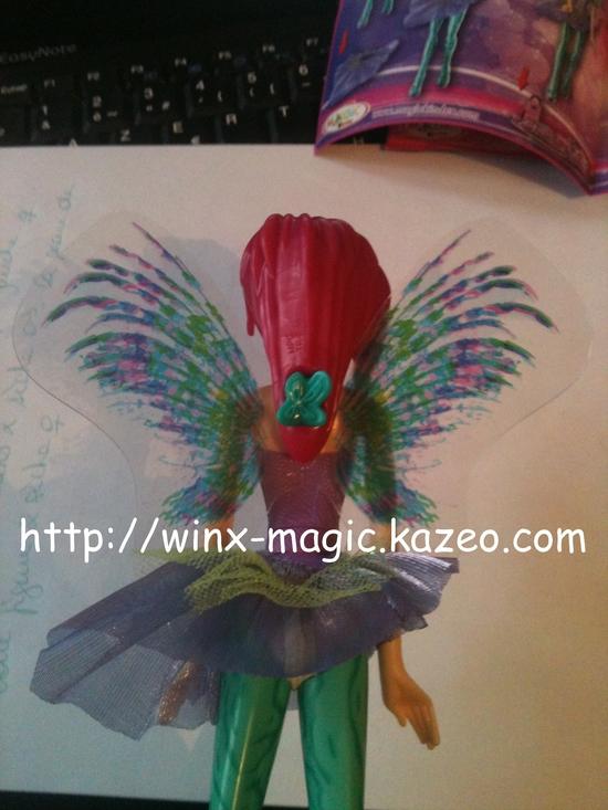 Tecna Sirenix de dos