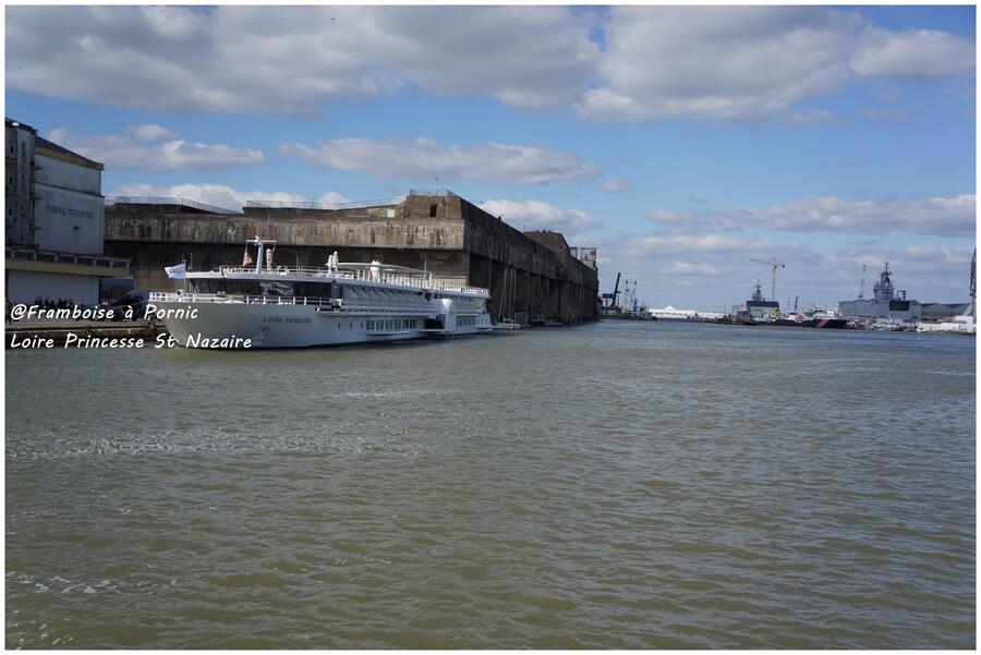Croisière sur la Loire avec le Loire Princesse