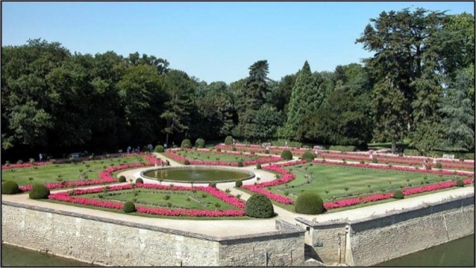 Le château de Chenonceau(aujourd'hui ont quitte la gironde)