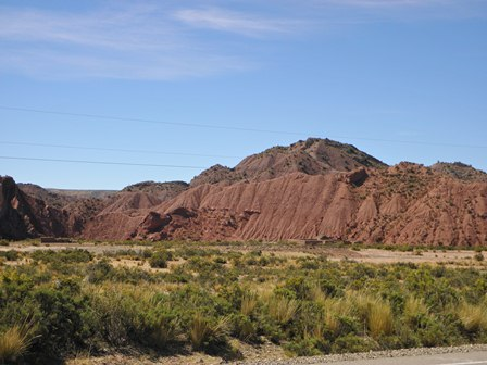 Putre (Chile) > Oruro (Bolivia)