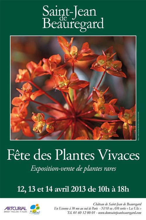 fêtes des plantes 2013