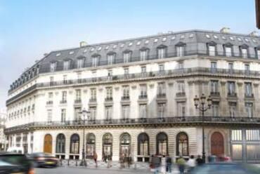 """Le """"W Lounge"""" Hotel Paris !"""