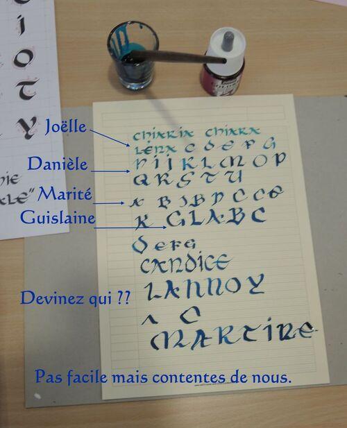 """Dernier ateliers """"Regards et Jeux"""" à la bibliothèque Jacques Duquesne de Liévin- N°2"""