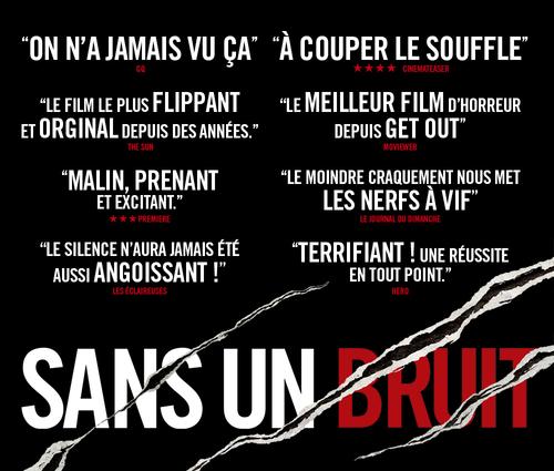 SANS UN BRUIT - Tension maximale avec les 2 extraits du film ! - Au cinéma mercredi 20 JUIN 2018