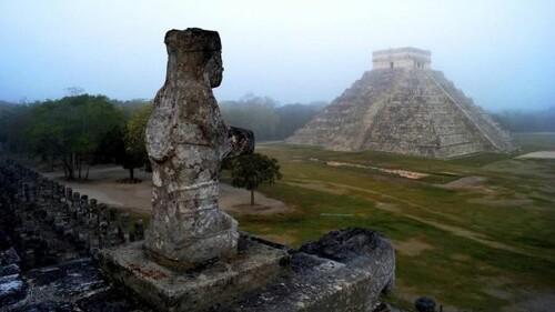 Un adolescent québécois découvre une cité maya oubliée