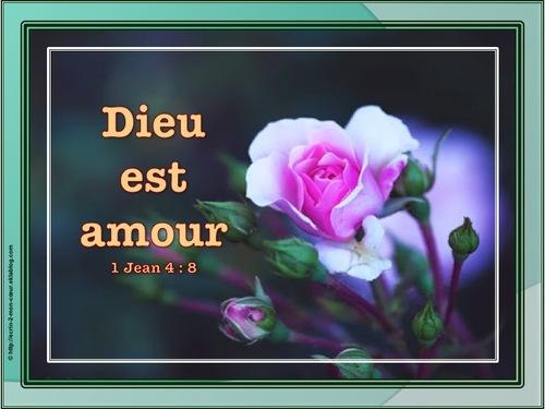 Dieu, celui qui nous aime le plus