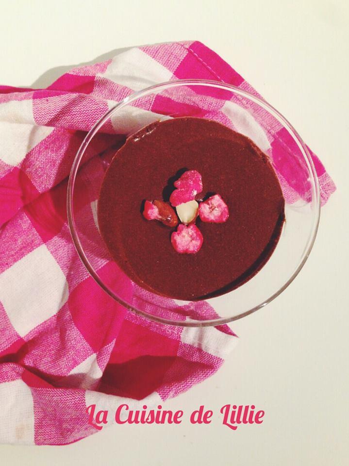 Mousse au Chocolat Belge