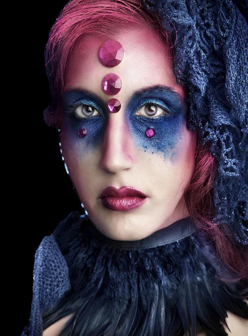 Femme Gothique (ou autre personnage ) 4