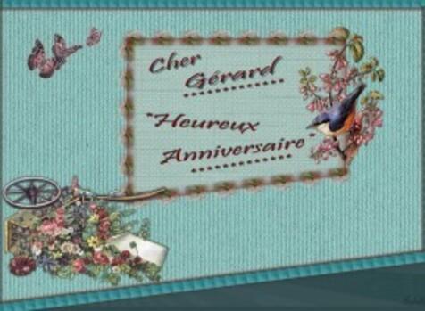 Bon Anniversaire Gerard Sabbat Les Compagnons De La Chanson