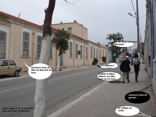 C'est la belle histoire de Danièle Ponsot, cette pied-noir a inauguré une rue du 19-Mars-1962. Action très rare pour être soulignée. MISE A JOUR LE 5 OCTOBRE 2014