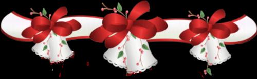 barres de séparations de Noel
