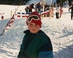 Classe de neige Février 1989