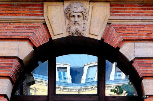 Toulouse : un beau reflet