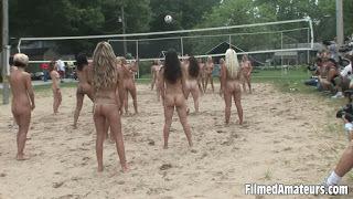 Nudists games.