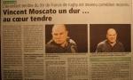 99. Vincent Moscato -ex-rugbyman  - nouveau comédien