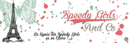 Blog Hop des Speedy Girls