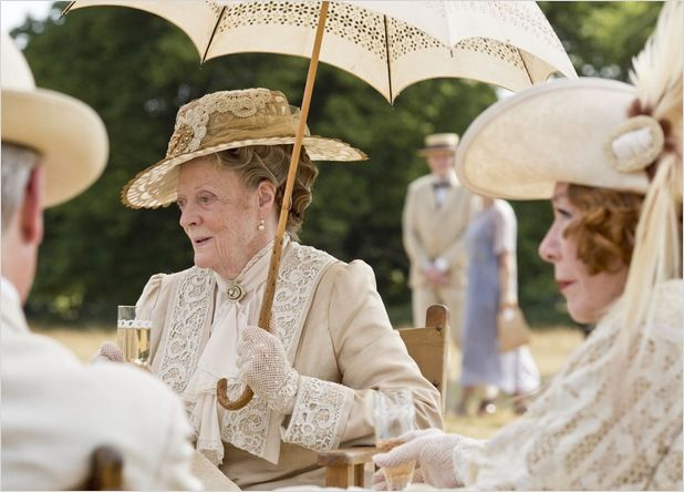 Downton Abbey...une série anglaise addictive!