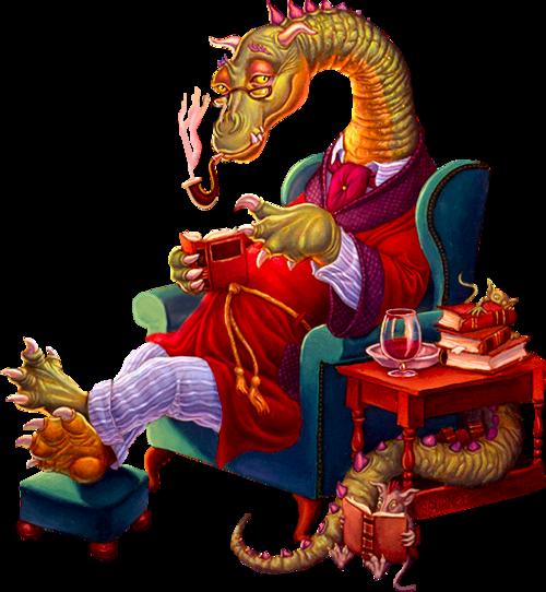 tubes dragons