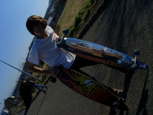 session longboard 2