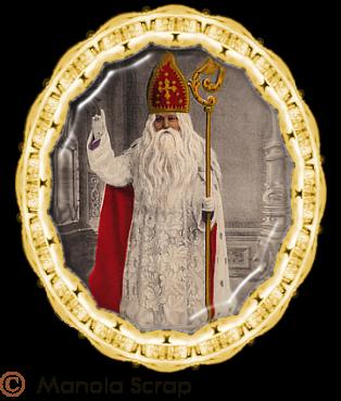 Médaillons de Saint Nicolas