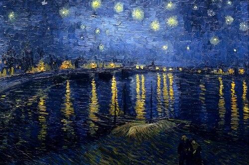 Le jour et la nuit dans l'art