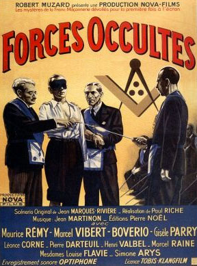 Forces Occultes, film de la Collaboration (1943)