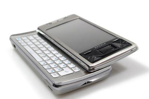 Sony Ericsson XPERIA™ X10