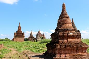 Bagan, Birmanie Myanmar