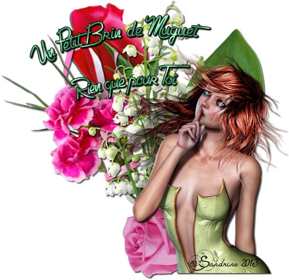 ♥ Mon Cadeau de 1er Mai pour Vous ♥