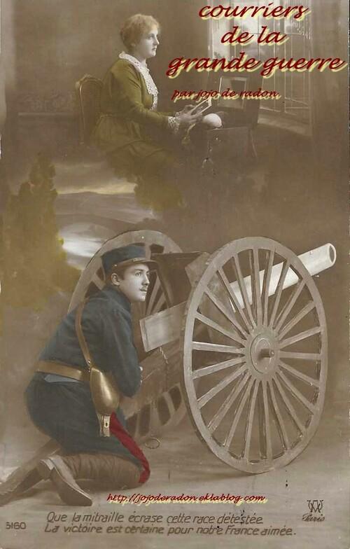 courriers de la grande guerre