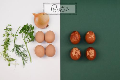 DIY : réaliser des œufs de Pâques
