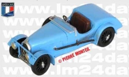 Le Mans 1933 Abandons