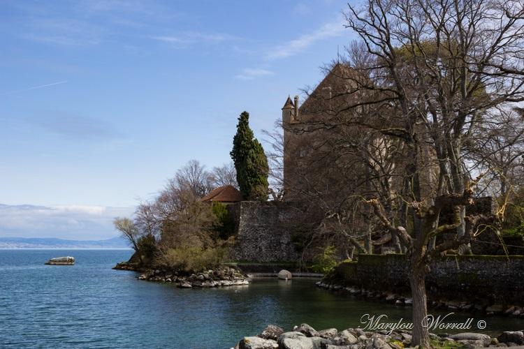 Pays de Savoie : Yvoire le château 2/4
