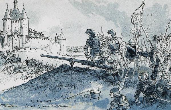 L'épopée de Jeanne d'Arc en cartes postales, une conférence de Jenry Camus